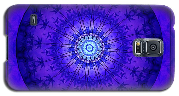 Purpleblue Galaxy S5 Case