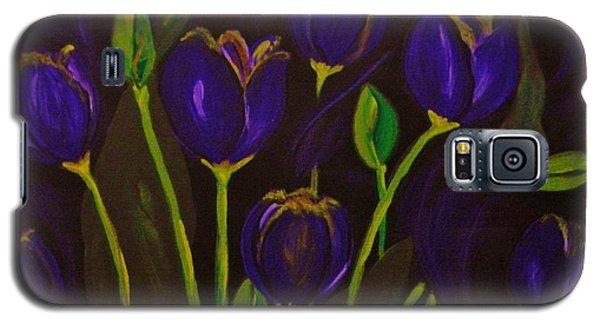 Purpleluscious Galaxy S5 Case