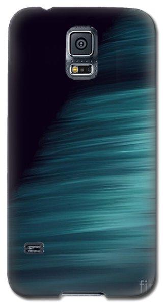 Pyramid Of Ice Galaxy S5 Case