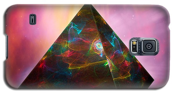Pyramid Of Souls Galaxy S5 Case