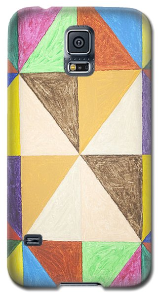 Pyramids 2 Galaxy S5 Case