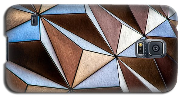 Galaxy S5 Case featuring the photograph Pyramids  by Joshua Minso