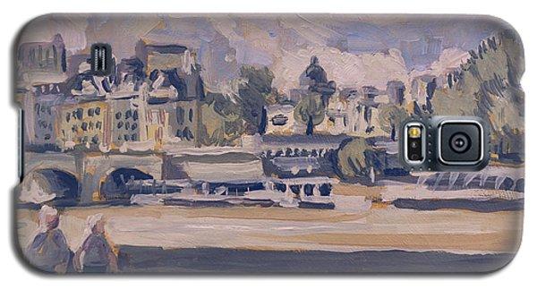 Quai Du Louvre Galaxy S5 Case
