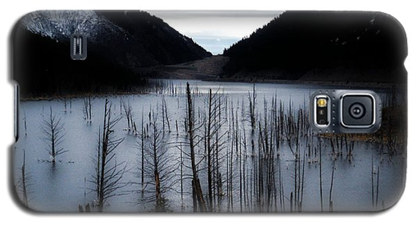 Quake Lake Galaxy S5 Case by Tarey Potter