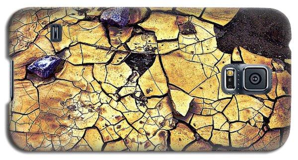 Quaken Earth Galaxy S5 Case by Dan Redmon