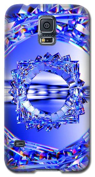 Quantum Light Galaxy S5 Case