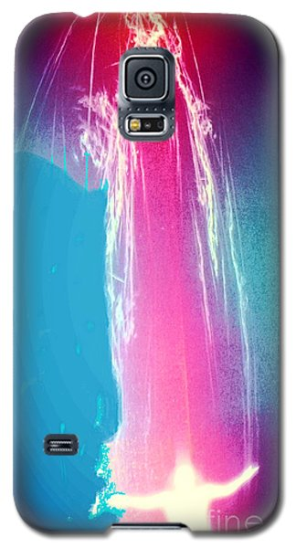 Quantum Time Travel 3d Galaxy S5 Case