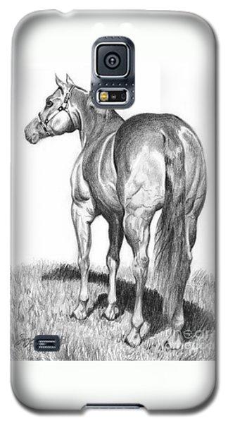 Quarter Horse Assets Galaxy S5 Case