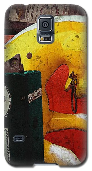 Quarters Only Galaxy S5 Case by Timothy Bulone