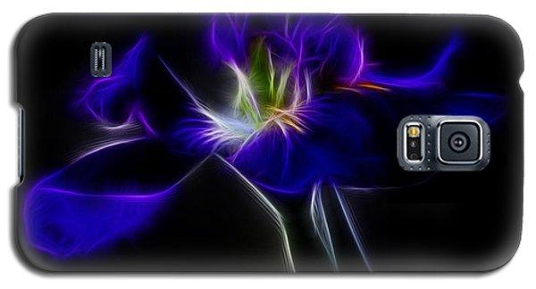 Quasar Iris Galaxy S5 Case