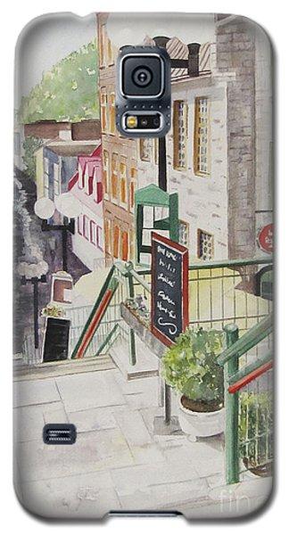 Quebec City Galaxy S5 Case