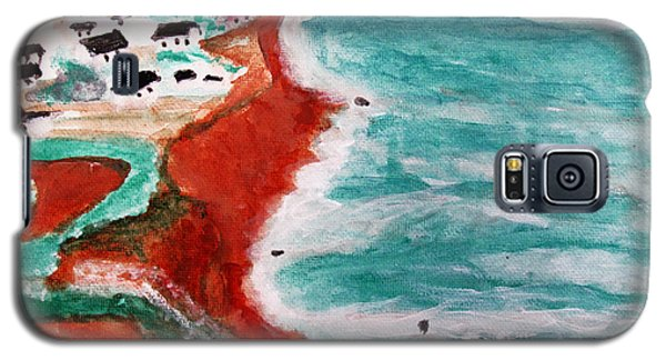 Quebec Gaspe Peninsula Galaxy S5 Case
