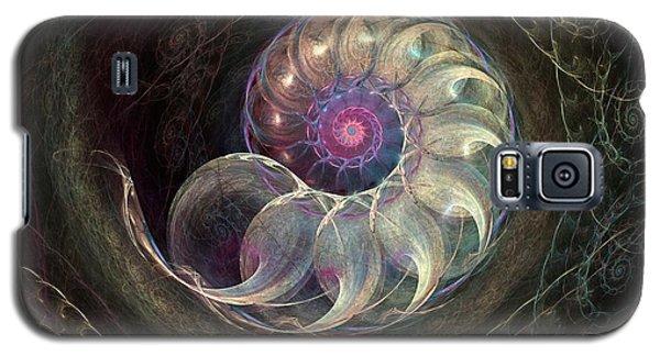 Queen Ammonite Galaxy S5 Case