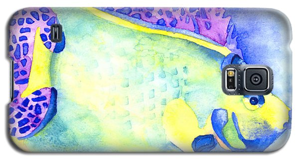 Queen Angelfish Galaxy S5 Case