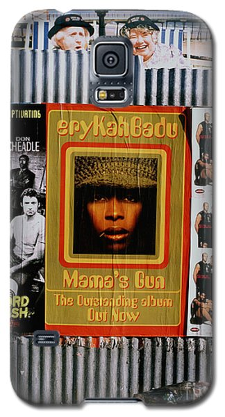Galaxy S5 Case featuring the photograph Queen Badu by Rebecca Harman