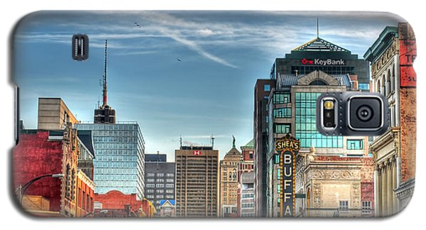 Queen City Downtown Galaxy S5 Case