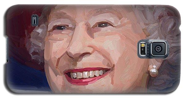 Queen Elizabeth II Galaxy S5 Case