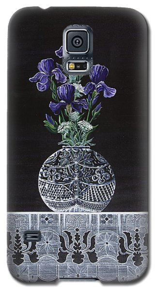 Queen Iris's Lace Galaxy S5 Case