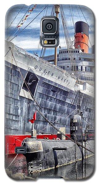 Queen Mary In Long Beach Galaxy S5 Case
