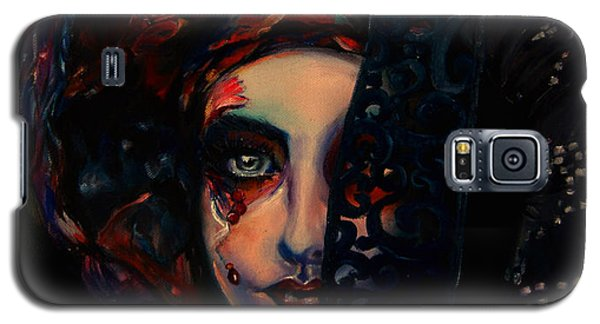 Queen Of Darkness Galaxy S5 Case