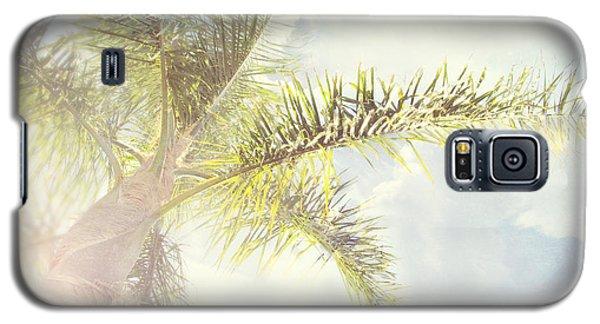 Queen Palm Galaxy S5 Case