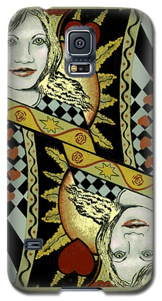 Queen's Card II Galaxy S5 Case