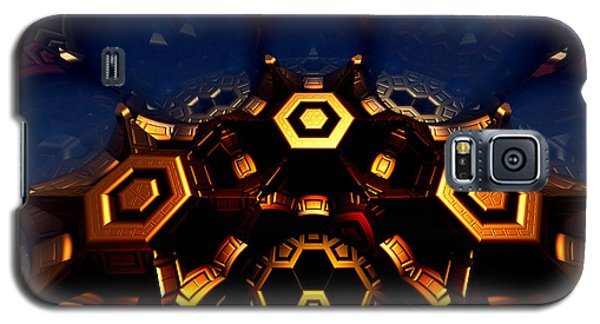 Queen's Chamber Galaxy S5 Case