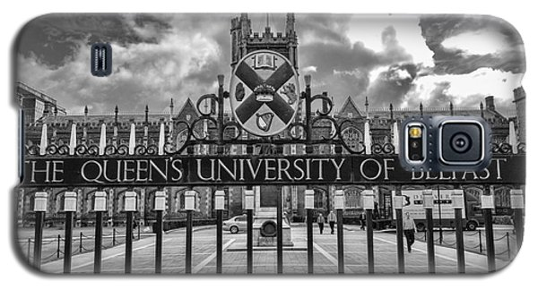 Queens University Belfast Galaxy S5 Case