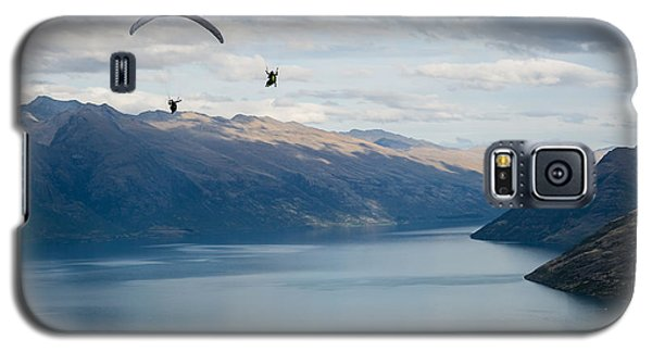 Queenstown Paragliders Galaxy S5 Case