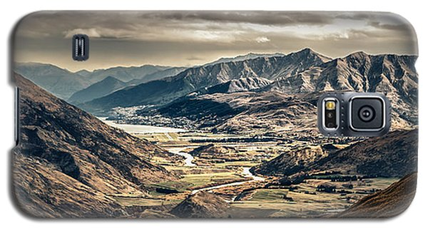 Queenstown View Galaxy S5 Case
