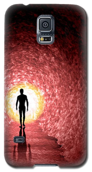 Quests End Redux Galaxy S5 Case