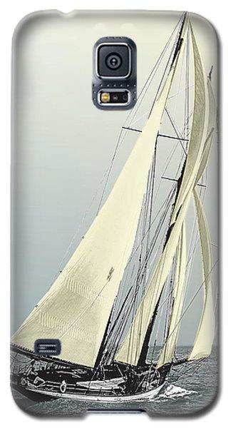 Quickstep - Schooner Yacht Galaxy S5 Case