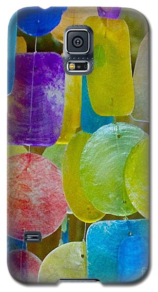 Galaxy S5 Case featuring the photograph Quiet Chime by Alice Mainville