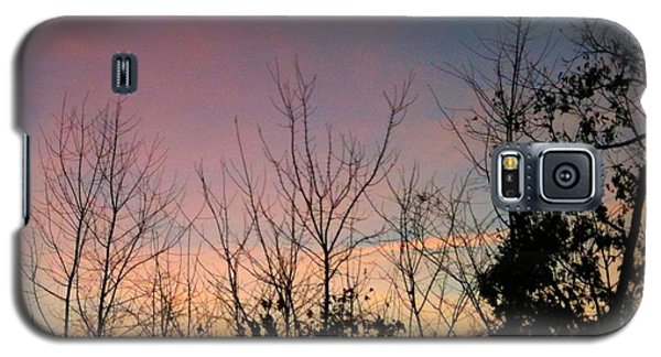 Galaxy S5 Case featuring the photograph Quiet Evening by Linda Bailey