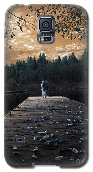 Quiet Moments Series Galaxy S5 Case