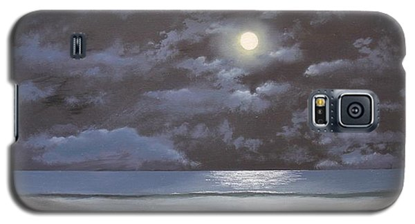 Quiet Moon Galaxy S5 Case