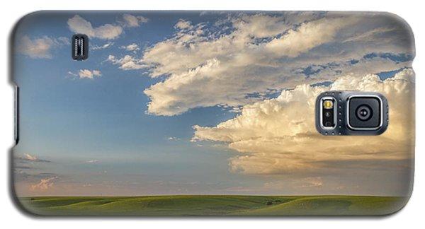 Quiet On The Prairie Galaxy S5 Case