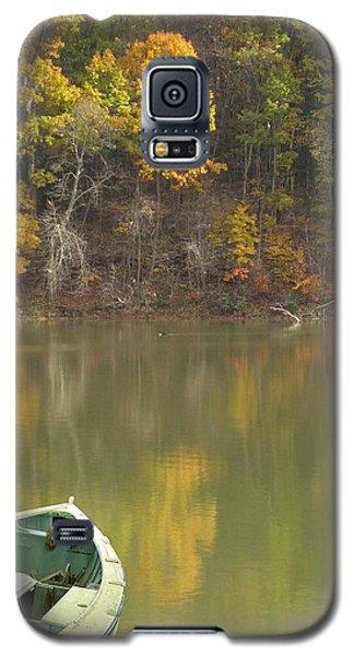 Quiet Pond Galaxy S5 Case