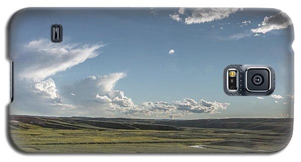 Quiet Prairie Galaxy S5 Case