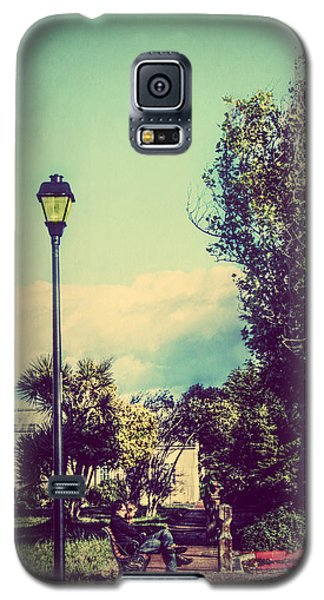 Galaxy S5 Case featuring the photograph Quiet Reflections by Melanie Lankford Photography