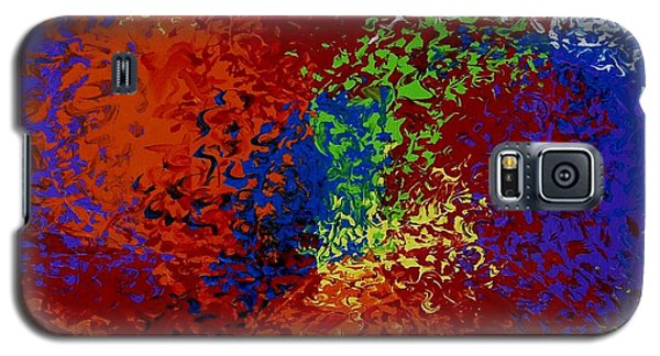 Quiet Says The Bird  Galaxy S5 Case by Lola Connelly