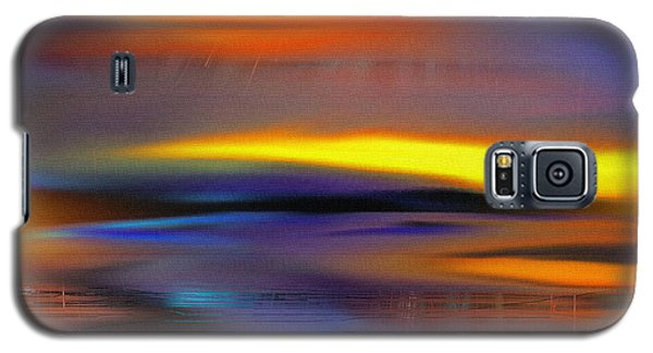 Soft Rain Galaxy S5 Case by Yul Olaivar