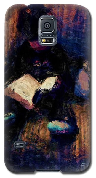 Quiet Time Galaxy S5 Case
