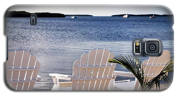 Quiet Time Galaxy S5 Case by Judy Wolinsky