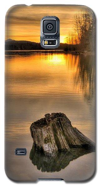 Quiet Times  Galaxy S5 Case