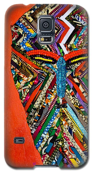Quilted Warrior Galaxy S5 Case