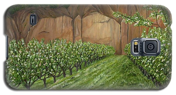 Quince Trees Galaxy S5 Case