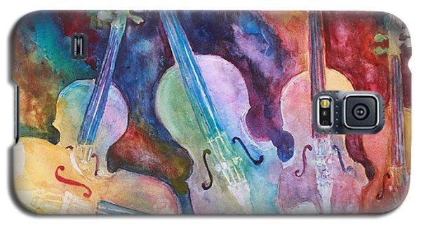 Quintet In Color Galaxy S5 Case