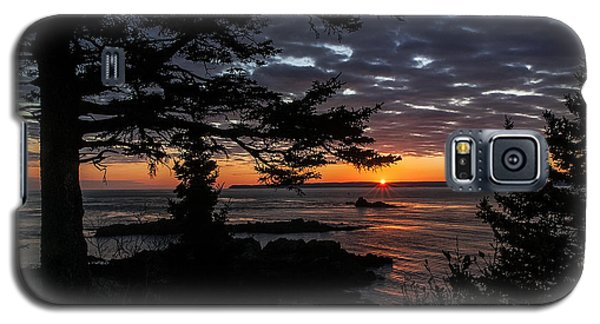 Quoddy Sunrise Galaxy S5 Case by Marty Saccone