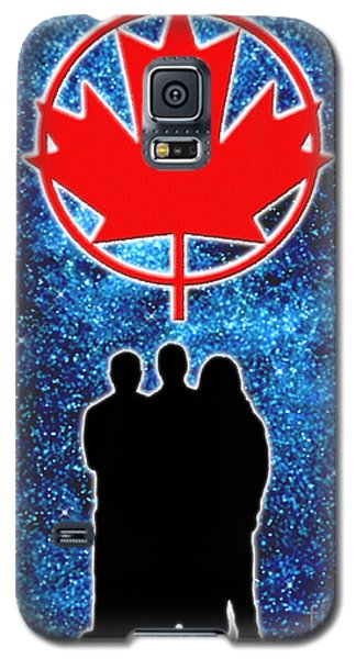 Galaxy S5 Case featuring the digital art R U S H by Cristophers Dream Artistry